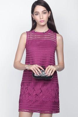 Nicols Crochet Dress