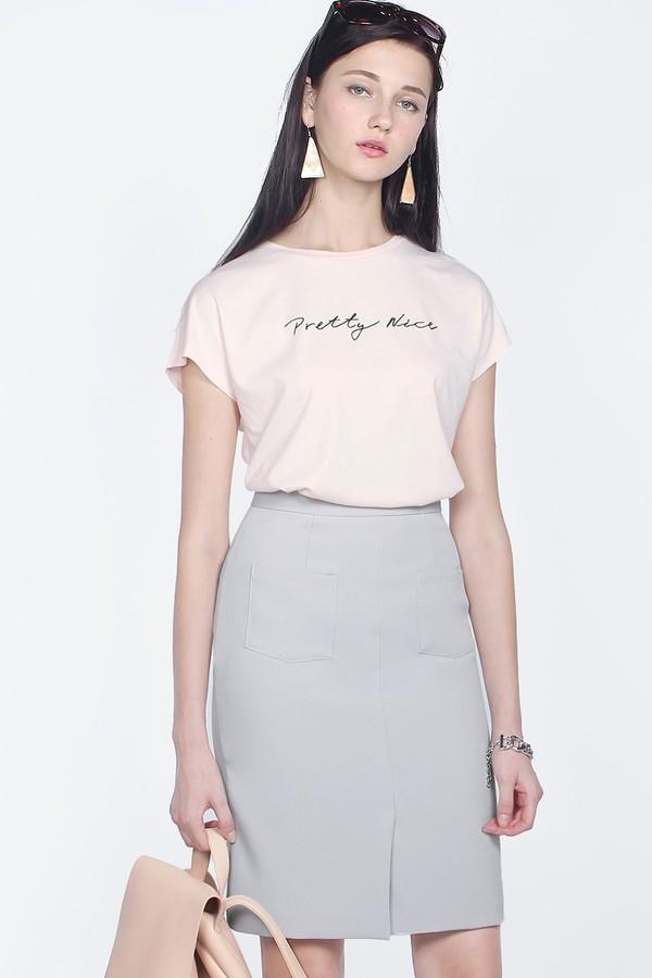 Harvey Pocket Skirt