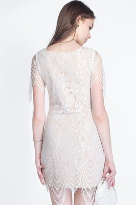 Avaleigh Lace Dress