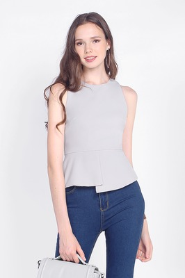 Hudson Peplum Top