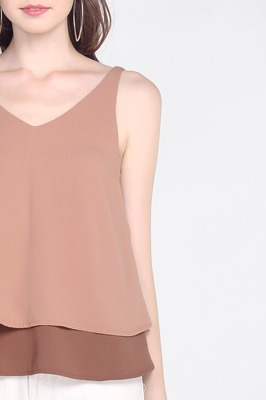 Mallorca Colourblock Top