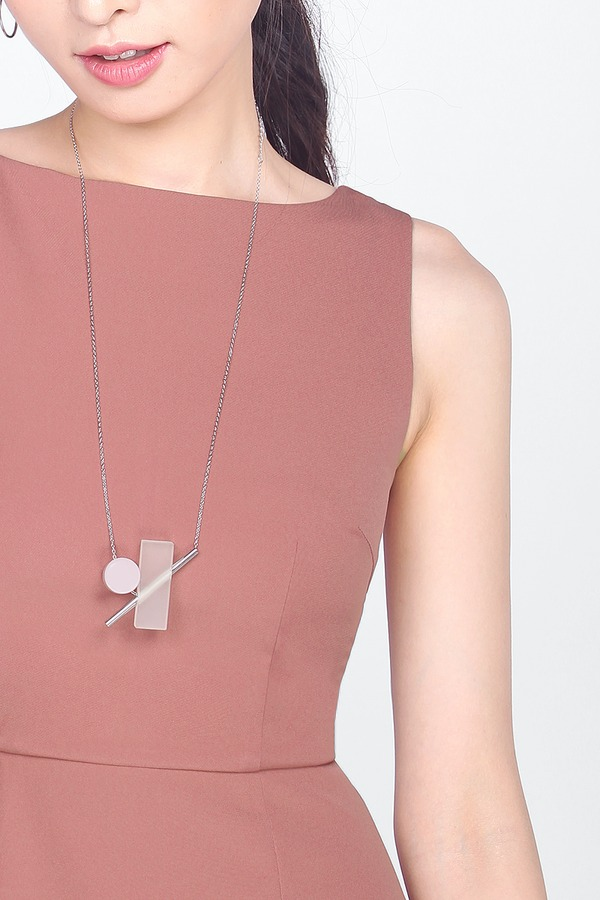 Kendrick Geometric Necklace