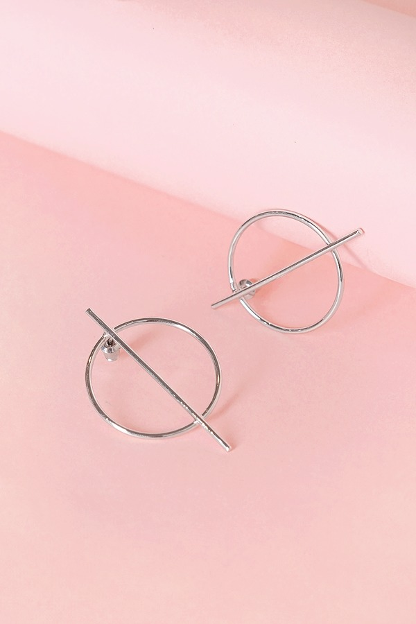 Anse Geometric Earrings