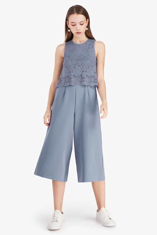 Lillian Culotte Jumpsuit