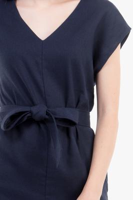 Sophie Linen Midi Dress