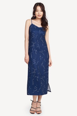 Crevice Maxi Dress