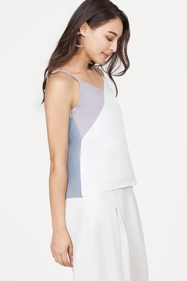 Canvas Colourblock Cami Top