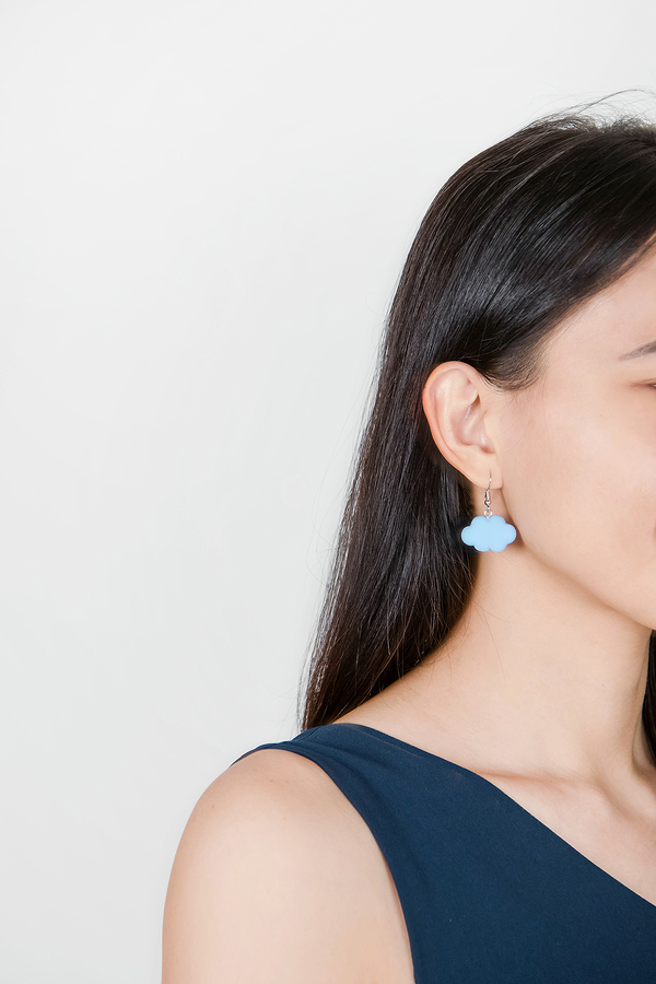 On Cloud Nine Earring