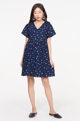 Radiance Babydoll Dress