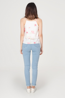 Brooke High Waist Skinny Jeans