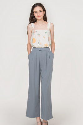 Adair Front Pleated Pants