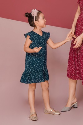 KIDS Fiesta Flutter Dress