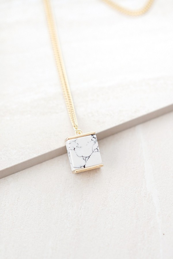 Madeira Longline Necklace