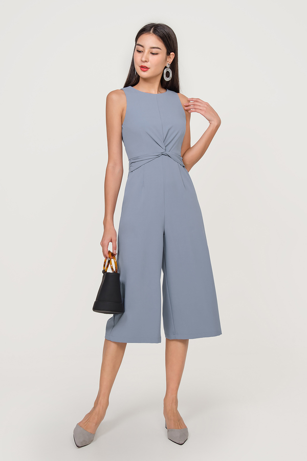Ardmore Knotted Jumpsuit
