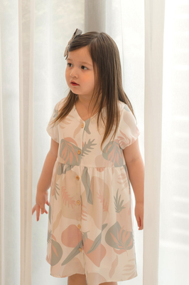KIDS Savannah Babydoll Dress